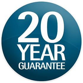 Wall coatings with a 20 year guarantee from NEVER PAINT AGAIN UK