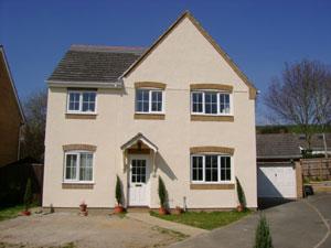 Super A House We Painted Near Trago Mills Devon Never Paint Again Uk Largest Home Design Picture Inspirations Pitcheantrous