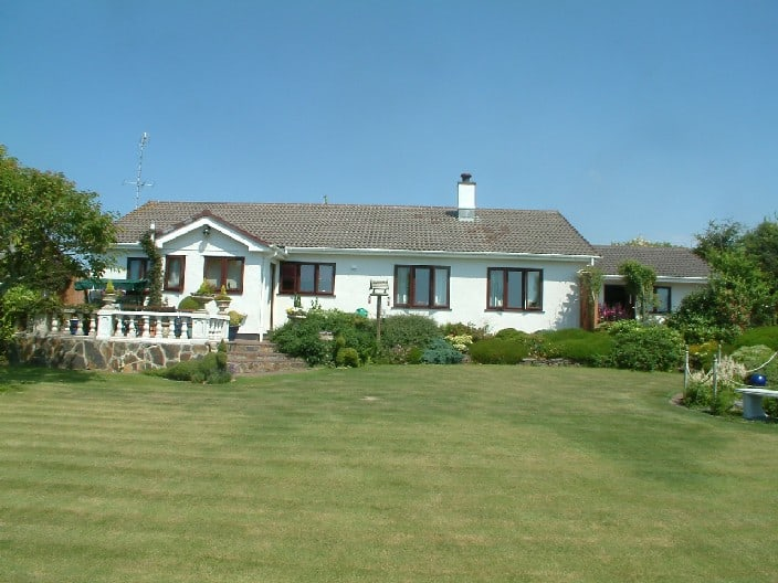 cornwall bungalow