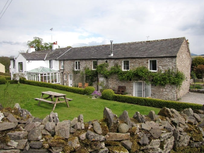 Large holiday accommodation in Cumbria