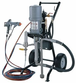 GRACO PRESIDENT TEXTURED WALL COATINGS SPRAY PUMP