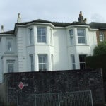 Wall coatings on house mount batten turnchapel plymouth