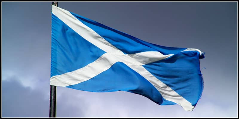 scotland flag exterior wall coatings house painting