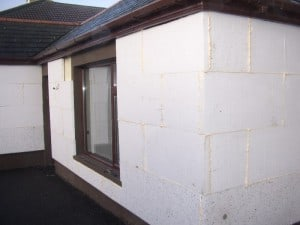 Thermal Insulation fitted