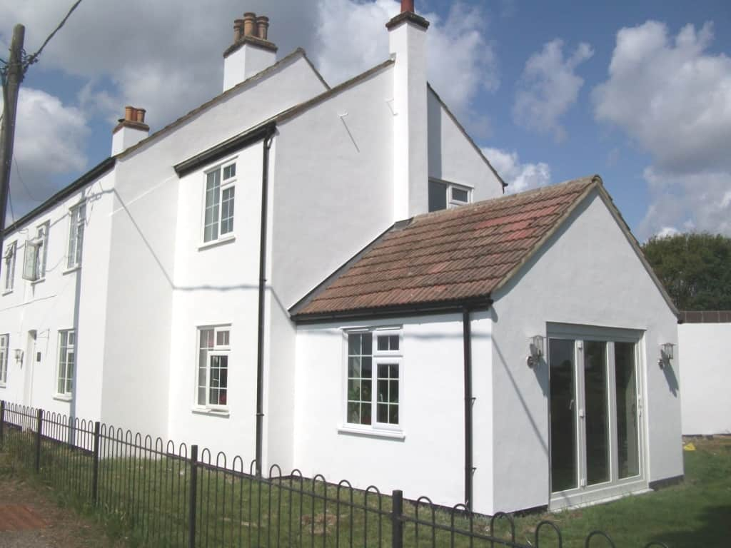 Cost To Paint House Exterior Uk