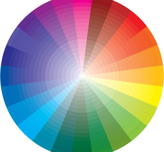 paint colour wheel