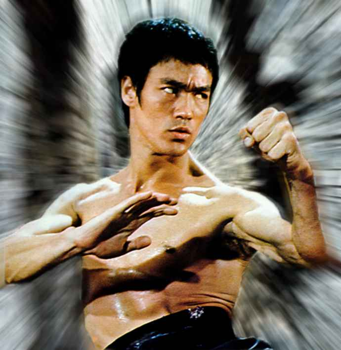 Bruce Lee would have bought our stuff