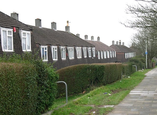 postwar-housing-whitleigh-plymouth