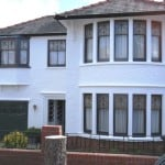 Cardiff exterior house painting