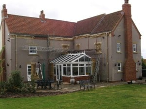 Cost of rendering walls yorkshire