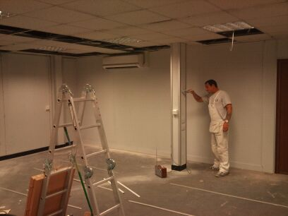 Greg clark decorators london