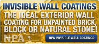 Anti damp wall coatings