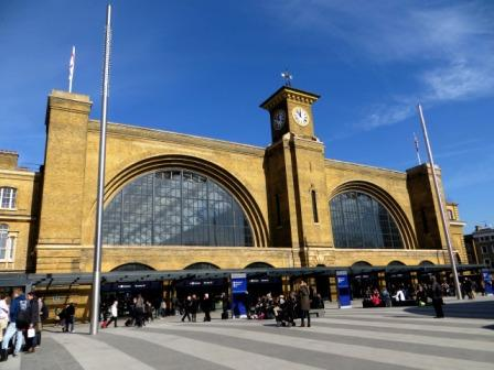 kings cross station now