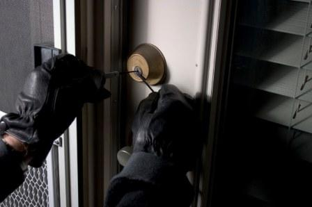 burglars and home security