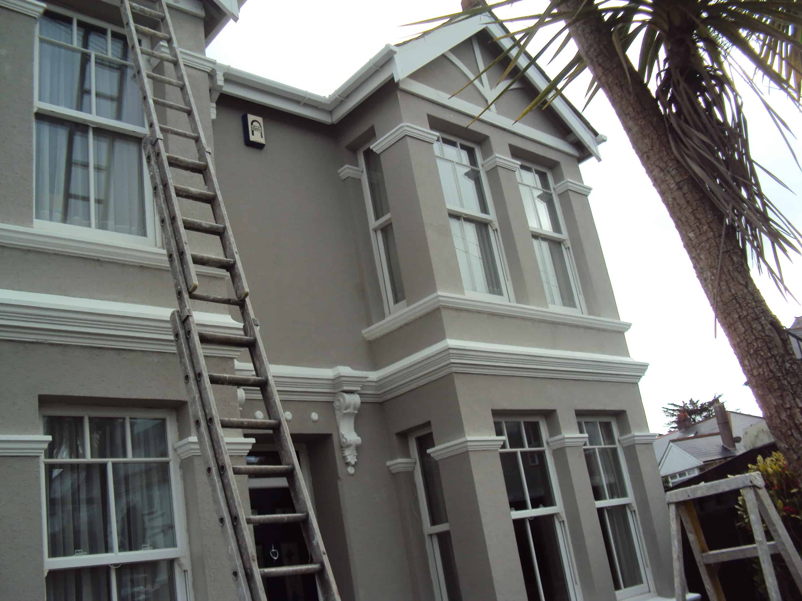 How Long Does It Take To Paint A House Yourself Never Again