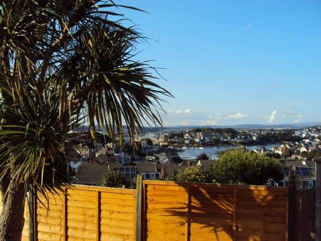 he view of plymouth from hooe