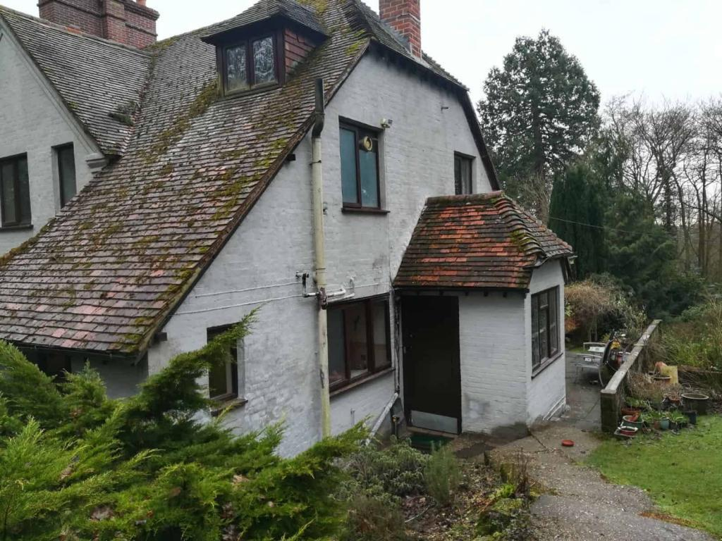 A berkshire home in need of some TLC
