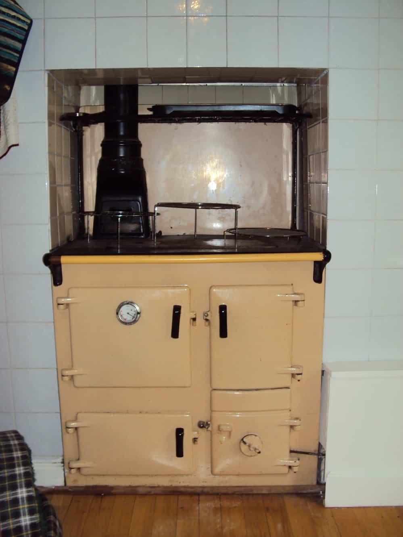 Rayburn AGA range oven