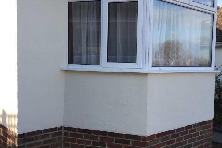 exterior wall coating sussex