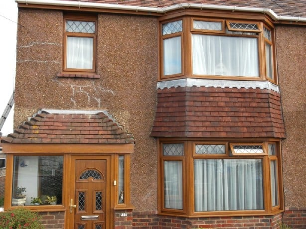 Sensational Exterior Wall Coatings Never Paint Again Uk Largest Home Design Picture Inspirations Pitcheantrous