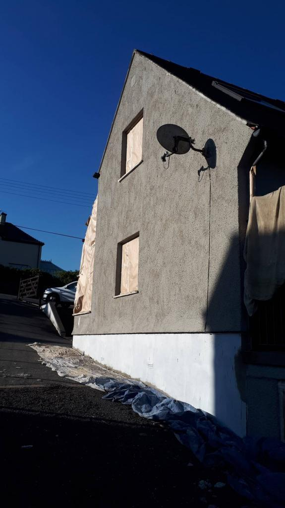 gable end with bagging-min