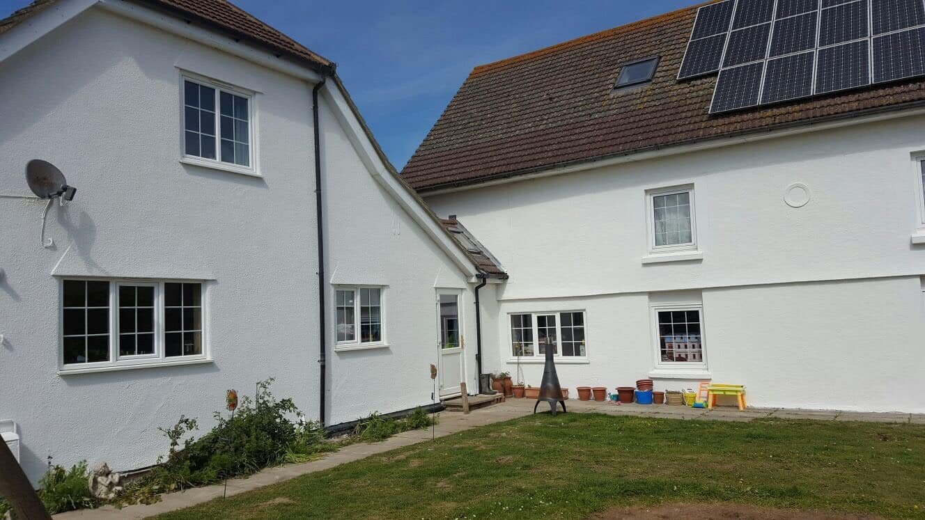 house painting and wall coatings Kent