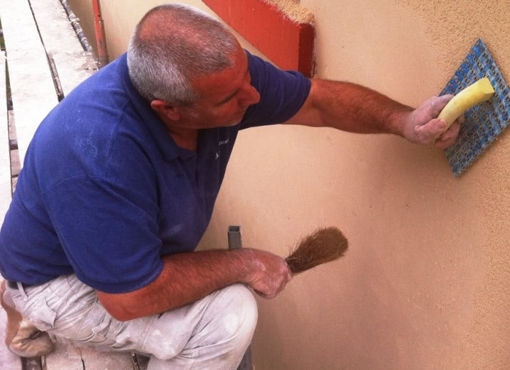 rendering house painting and wall coating home page