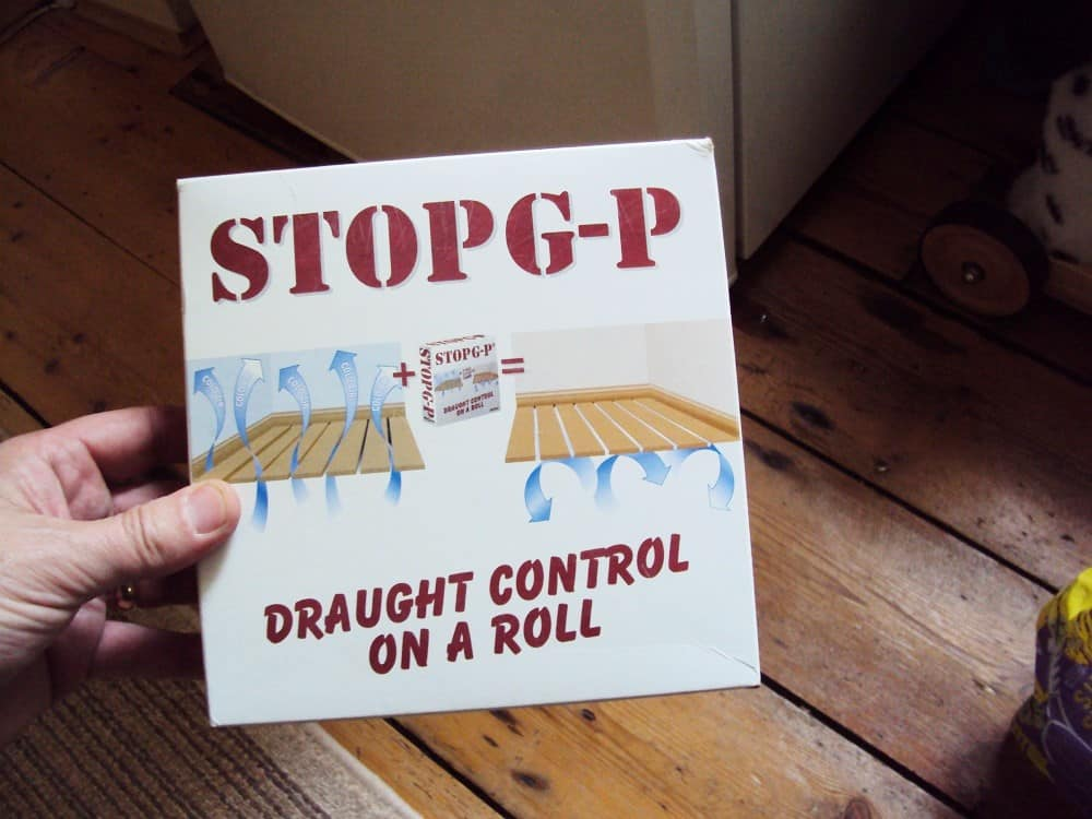 stopgp draught excluder for floors
